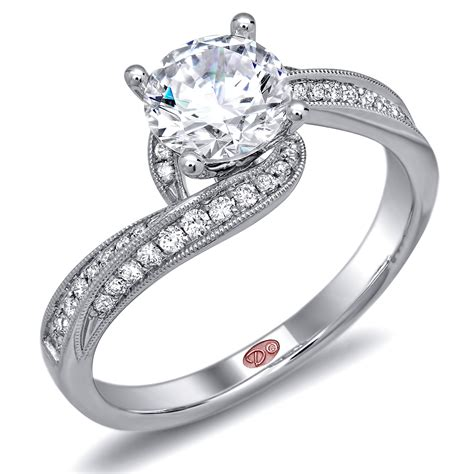 Bridal Rings by Twisted Demarco Bridal Jewelry Official