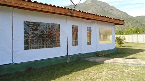 cortinas para pergolas cortinas panoramicas para terraza quinchos pergolas 24