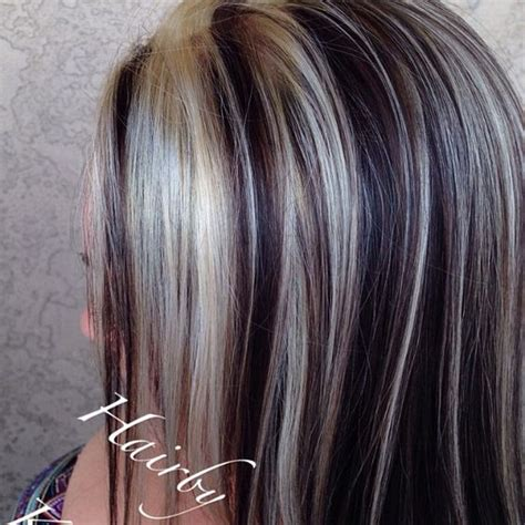 adding lowlights to gray hair at home adding lowlights to gray hair articles and pictures
