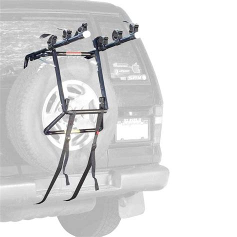 allen bike rack reviews allen deluxe 3 bike spare tire mount rack top bike rack reviews