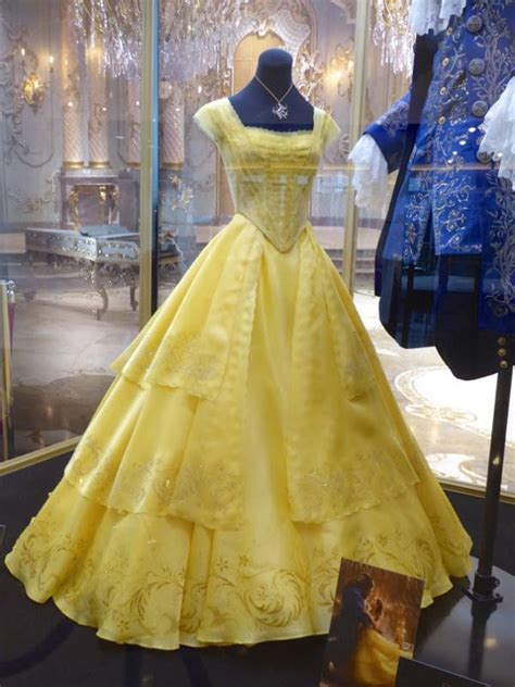 emma s belle s yellow gown from beauty and the beast a 1413 best images about i love her costumes on pinterest