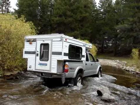 Kern Toyota Fording The Kern River Of Monache Meadow With A Four