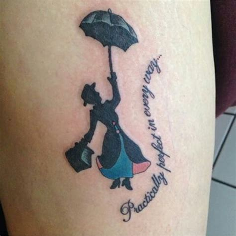 mary poppins tattoo 19 literary tattoos you should get if you re a bookworm