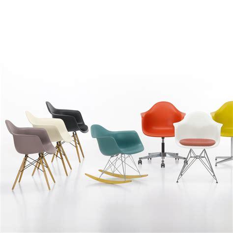 Eames Stuhl Vitra by Eames Plastic Armchair Dar Vitra