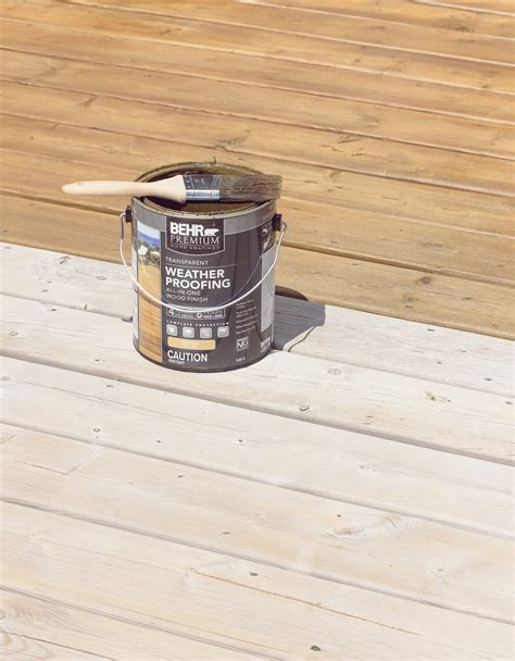 hdblogsquad   clean stain  deck brittany stager