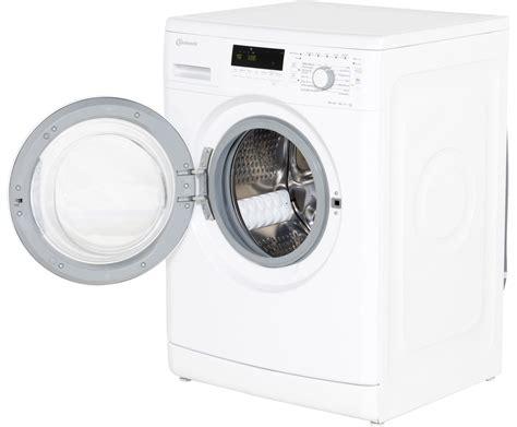 Wie Groß Ist Eine Waschmaschine 4948 by Bauknecht Wa Plus 844 A Waschmaschine Freistehend Weiss