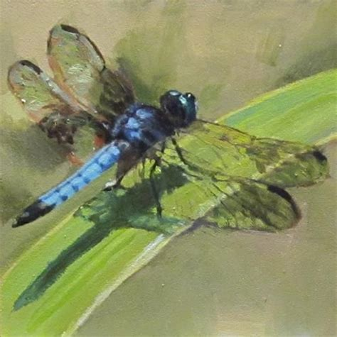 Original Dragonfly L by Quot Dragonfly No 3 Quot Original For Sale 169 Kaethe