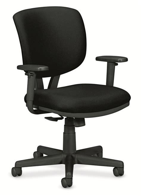 hon volt chair hon 174 volt series task chair with synchro tilt black