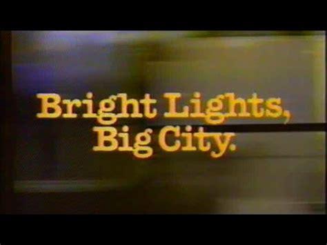 Bright Lights Big City bright lights big city trailer march 21 1988
