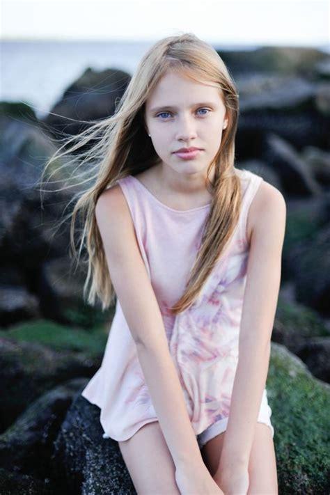 new teenmodel photo by joanna depa teen girl portrait model face