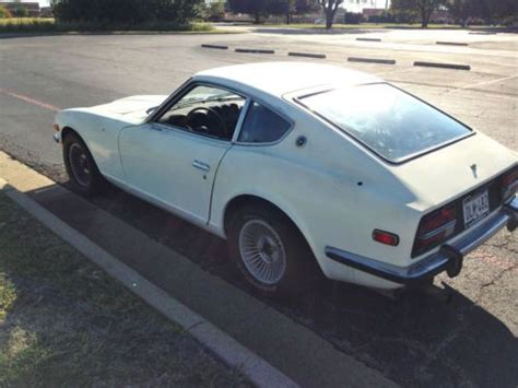purchase used 1972 datsun 240z carburated 6