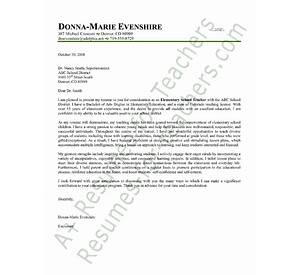 first year teacher cover letter template sample templates - First Year Teacher Cover Letter