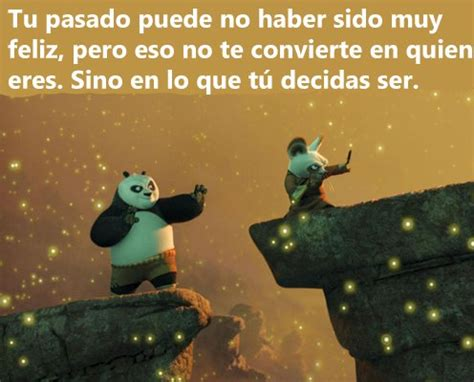 imagenes de kung fu panda con frases chistosas 14 frases de pel 237 culas animadas taringa