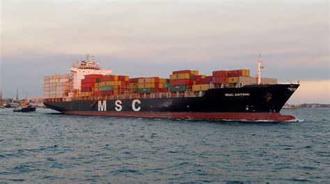 msc sede mediterranean shipping company