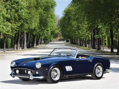 ferrari classic classic ferrari 250 gt california spyder could fetch over