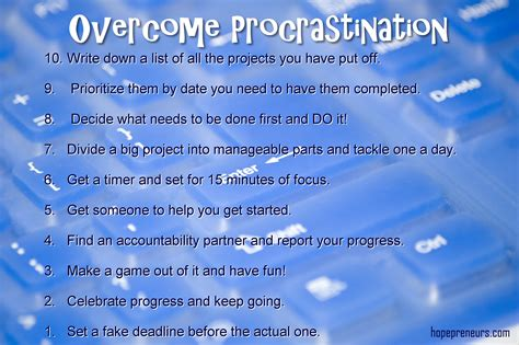 Tips To Keep From Procrastinating by Inspirational Quotes For Procrastinators Quotesgram