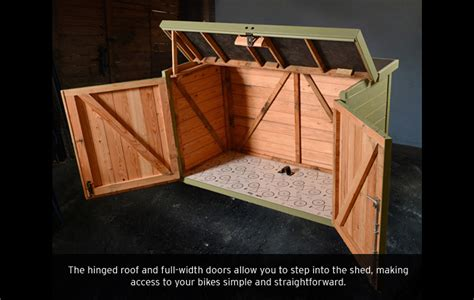 Bike Shed Ideas by Bike Shed Suppliers The Bike Shed Company