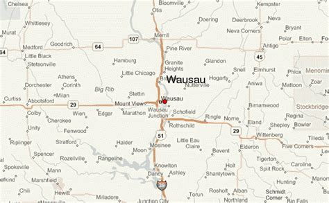 wausau weather radar map wausau location guide