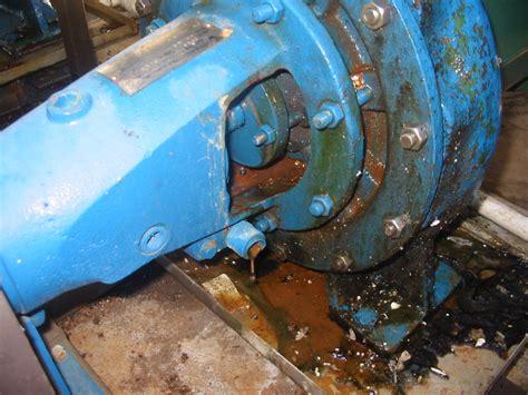 mechanical seal failure better pumps