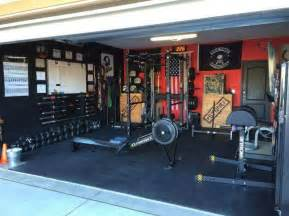 pin by julie lee on garage home gym pinterest garage gym ideas 100 inspirational home gym photos