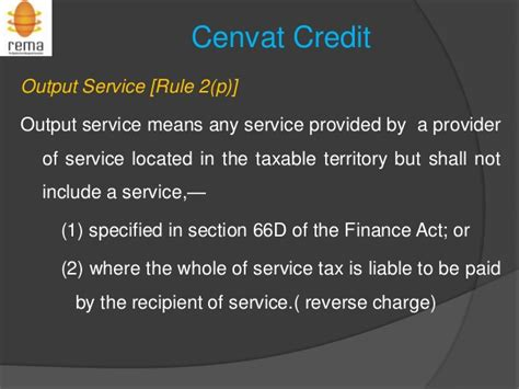 section 66d of service tax a presentation on service tax related compliances