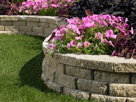 pictures of garden retaining walls 10 things you must about retaining walls diy
