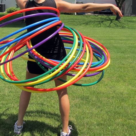 Hula Hoop hula hooping actually a workout apparently greatist