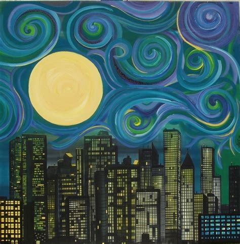 paint with a twist spokane 17 best images about mrs s gogh starry