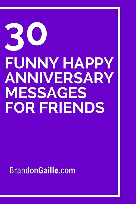 funny happy anniversary messages  friends happy anniversary messages anniversary