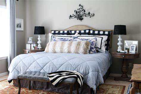 blue black and white bedroom master bedroom black white and blue windgate lane nurani