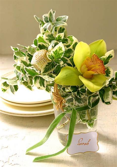 35 simple spring flower arrangements table centerpieces