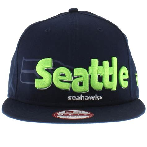 what are the seahawks colors seattle seahawks team colors the dough word snapback 950