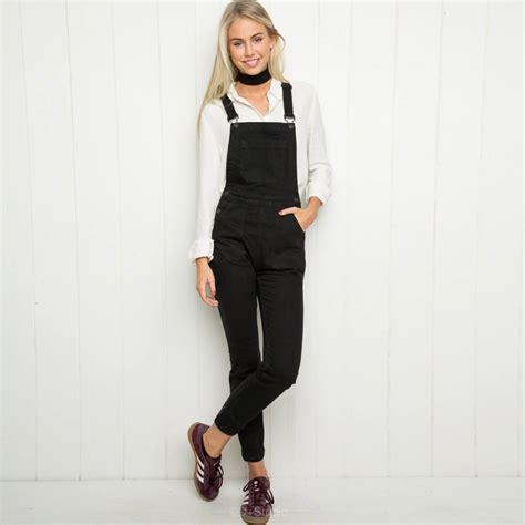 Overall Letana Dress Soft Denim Motif Bunga Jumpsuit Hijabers denim for fashion with wonderful exle playzoa