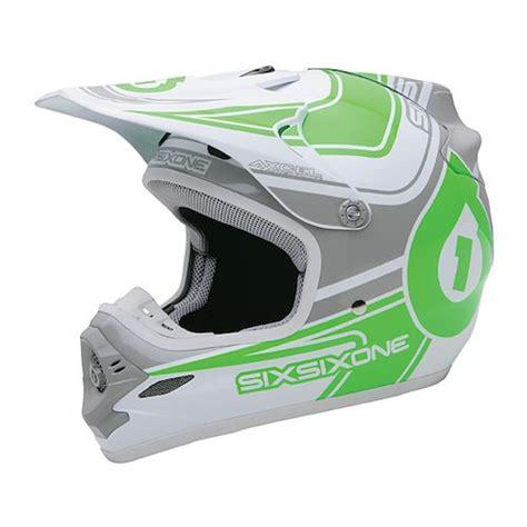 sixsixone motocross helmets sixsixone flight ii hybrid helmet revzilla