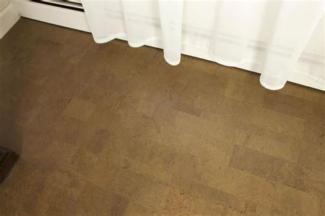 cork flooring reviews 4mm salami cork glue down tile cork