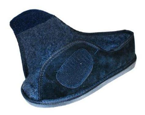 mens open toe slippers unisex mens womens open toe wide fit velcro easy