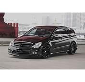 Wald Intl Black Bison Mercedes Benz R Class Cyberpunk
