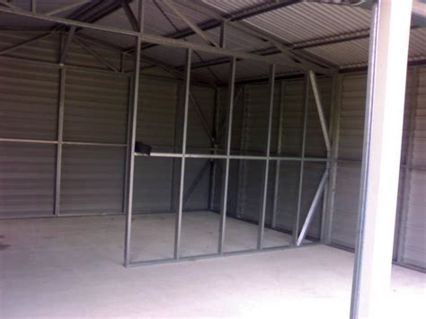 Titan Sheds Underwood by Stud Frame Partition Panel 2400hx2910l 600 Centres