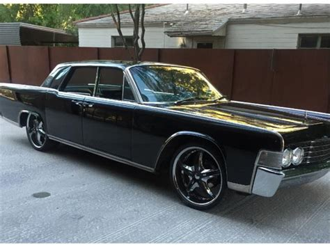 lincoln continental 1965 for sale 1965 lincoln continental for sale on classiccars 8