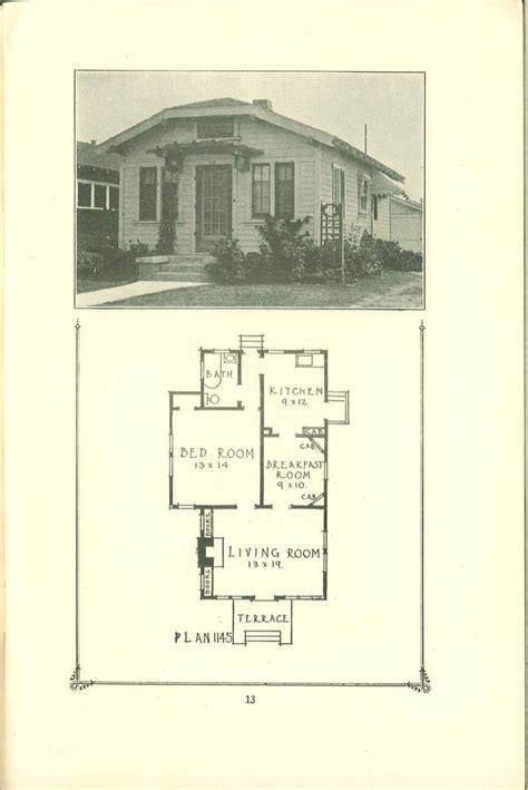 wee house plans 133 best wee vintage images on pinterest vintage house plans vintage houses and