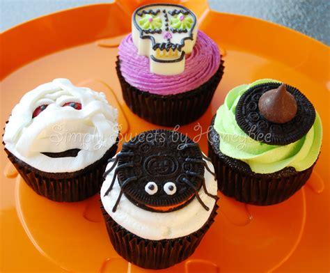 halloween cupcakes halloween cupcakes simplysweetsbyhoneybee com