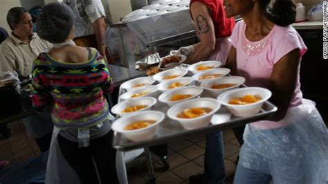 Soup Kitchen Volunteer Ct by Opinion Cuts Will Take Food The Table For 47 Million