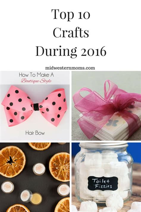 popular crafts for top crafts from midwestern during 2016