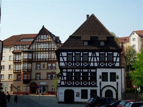 Luther House by Panoramio Photo Of Eisenach Martin Luther S House