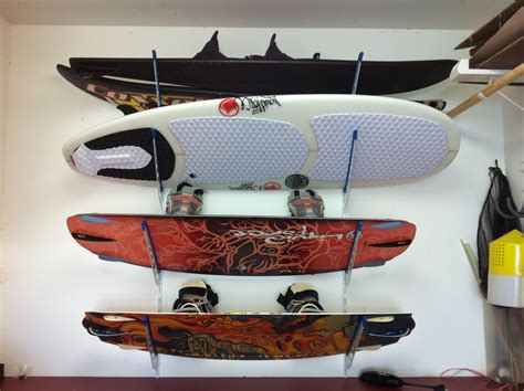 Wakeboard Storage Racks by Storeyourboard Customer Photos Surf Racks Skate