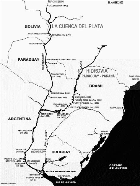 La Cuenca del Plata - Monografias.com