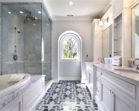 stone flooring for bathrooms 30 ideas about marble bathroom tiles pros and cons