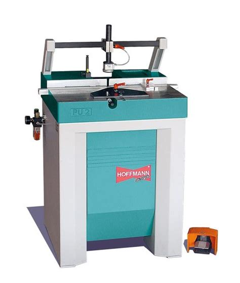 pu pneumatic dovetail routing machine