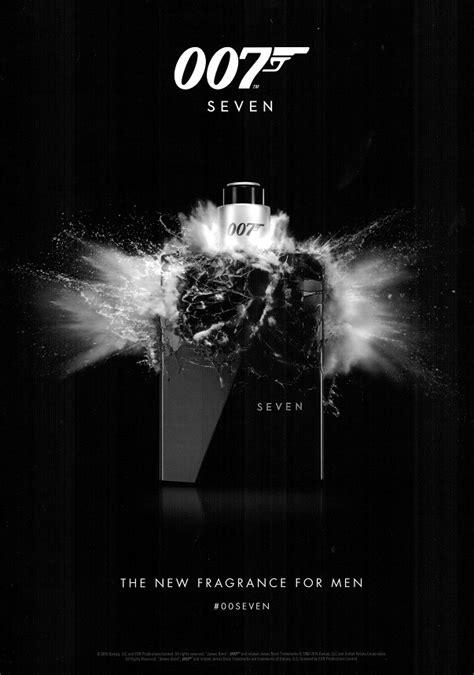 James Bond 007 Seven Intense Eon Productions cologne - a