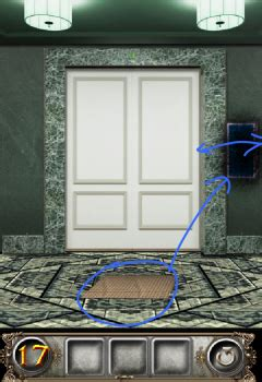 100 Doors Floor Escape 17 by The Floor Escape Level 17 Walkthrough